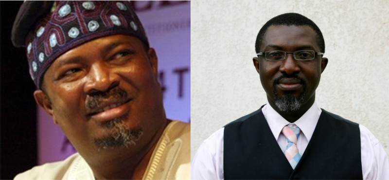 ThisDay Chairman/Editor-in-chief Nduka Obaigbena, and Paul Ibe Former Editor of ThisDay