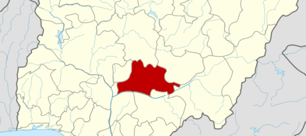 Nasarawa on map