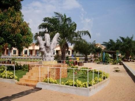 Whispering palms  Badagry, Lagos state