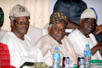 Yoruba elders visit GEJ5
