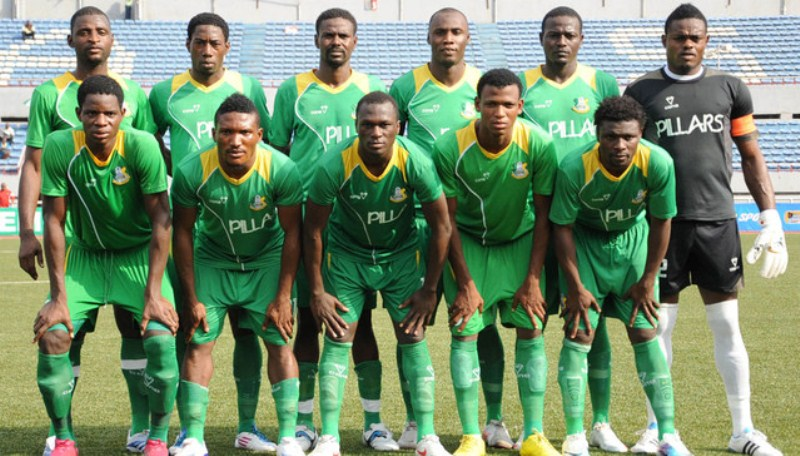 Kano Pillars football team