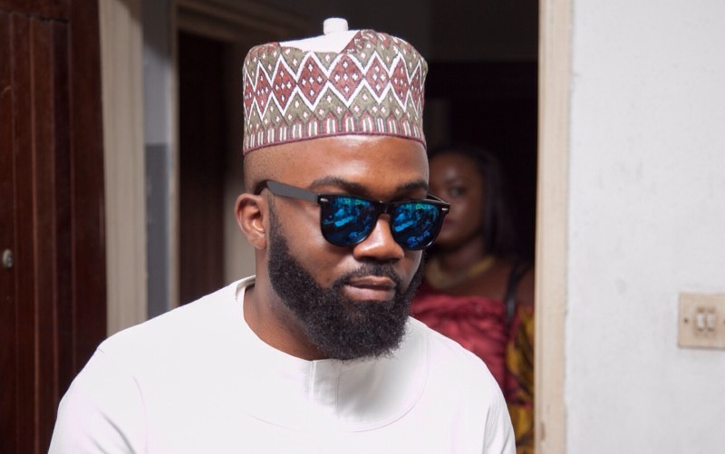 Nigerian blogger, Noble Igwe.