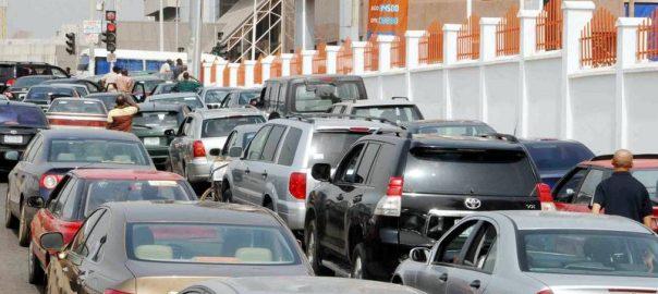 FILE PHOTO: Fuel Queue