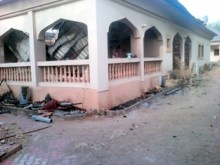 Side-view-of-the-bomb-making-factory-discovered-in-Gwoza-town