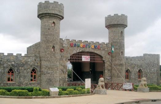 Magicland amusement park, Abuja