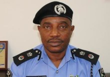 Solomon Arase, IG of Nigeria Police Force