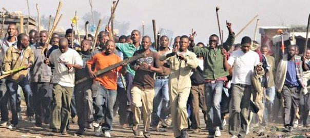 Xenophobia attacks FILE PHOTO: Photo: Naijanedu