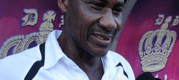 Former Kano Pillars Coach, Kadiri Ikhana