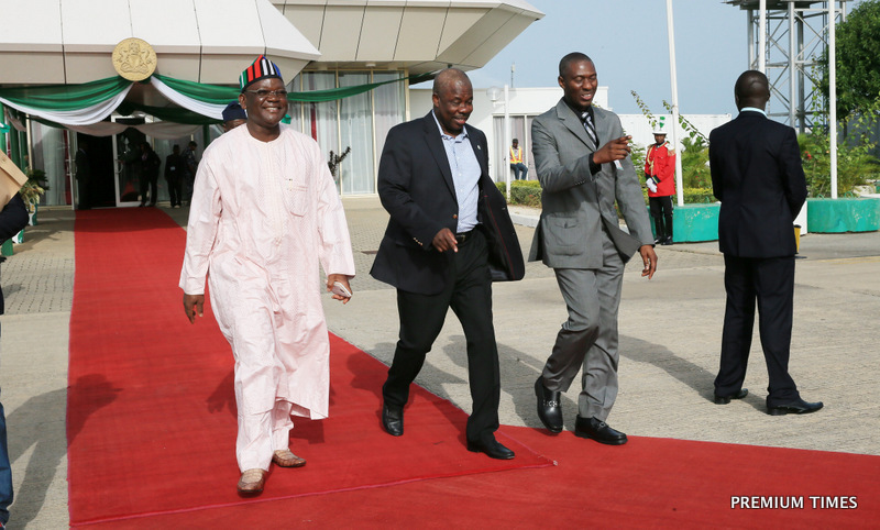 3-Buhari attend AU summit 13June2015 2B. AQ4V6143