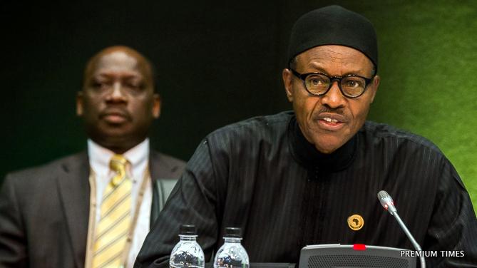 Muhammadu Buhari AU summit