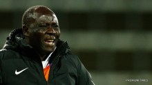 Manu Garba, the Golden Eaglets coach