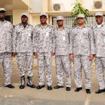 FILE PHOTO: Customs officers