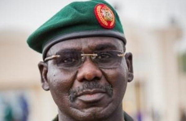 Image result for 700 Boko Haram fighters surrender - Army chief Buratai