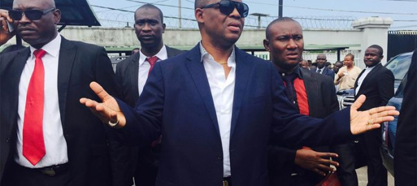 Fani kayode  discharged