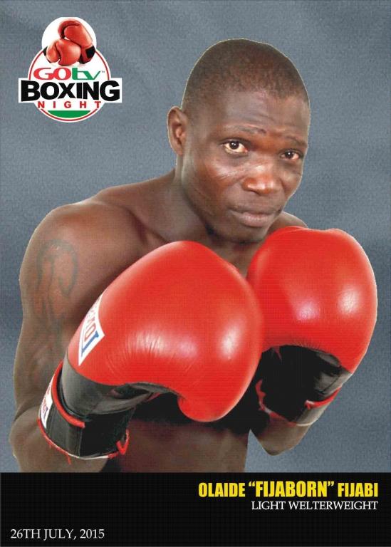 OLAIDE Boxer