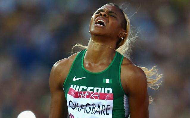 Image result for IAAF Championship: Okagbare focused on long jump after 100m disappointment