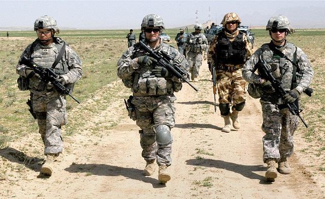 U.S. soldiers