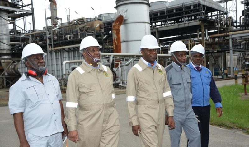 Image result for Port Harcourt refinery