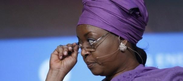 Former Nigeria's Petroleum Minister, Diezani Alison-Madueke