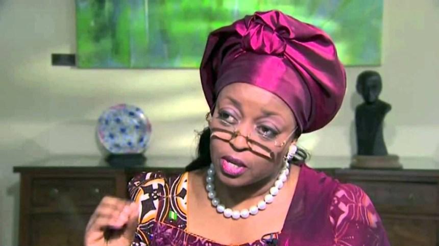 Former Nigeria Petroleum Minister, Diezani Allison-Madueke