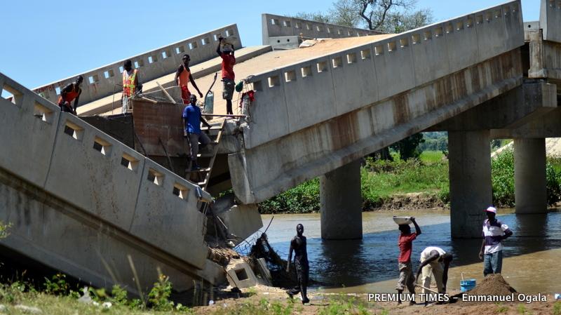 Kudzum Bridge, Adamawa