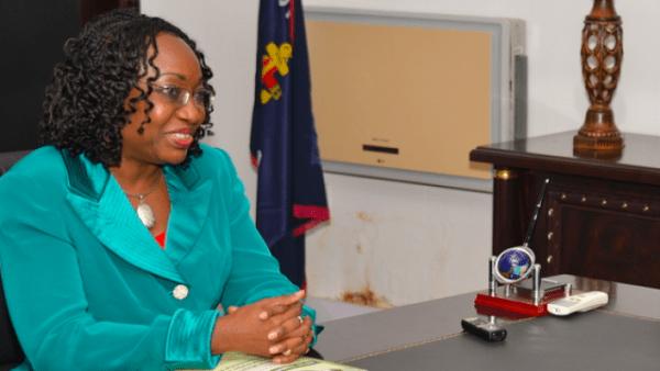 Head of Service, Winifred Ekanem Oyo-Ita