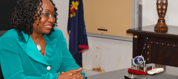 Head of Service, Winifred Ekanem Oyo-Ita. ... Mass promotion for senior civil servants
