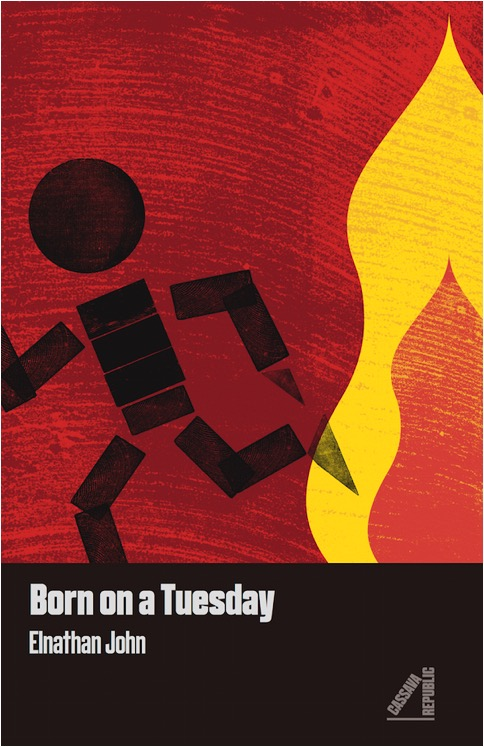 Book Cover: Born on a Tuesday