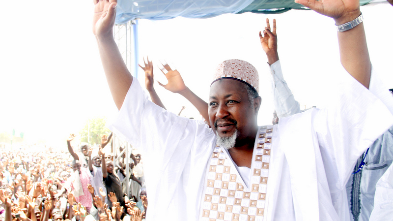 Gov. Badaru Abubakar of Jigawa State Photo: The Nigeria Guardian