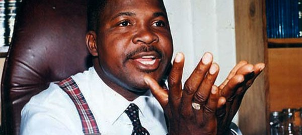 Mike Ozekhome, Senior Advocate of Nigeria