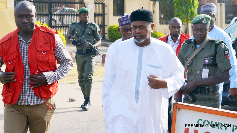 EFCC arraigns Dasuki's 'accomplice' over alleged N2.3 billion fraud