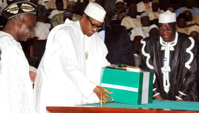 Presidency Commends National Assembly for Passing 2016 Budget