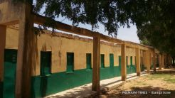 6-Another dilapidated block at Government Primary School, Katsinawa, Kazaure Local Government Area