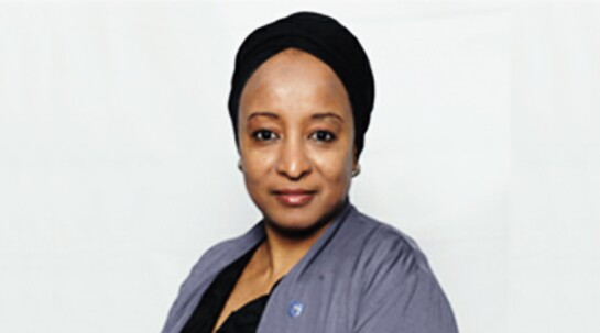 The Senior Adviser to President Buhari on Social Investments, Mariam Uwais