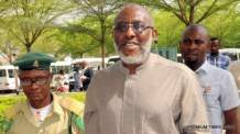 PIC. 21. OILSA METUH AT FEDERAL HIGH COURT IN ABUJA