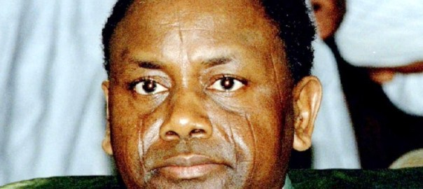 Former Head of State, Sani Abacha