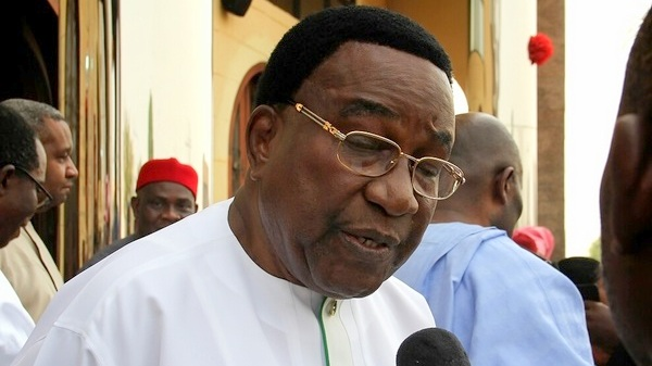 Jim Nwobodo Photo: dailytimes..com.ng