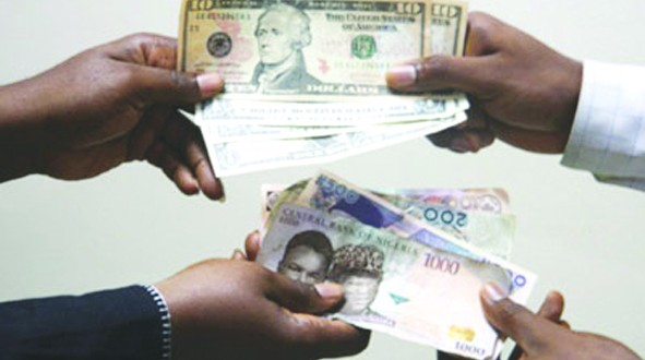 Naira rises against dollar at official market