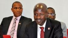 EFCC Chairman, Ibrahim Magu