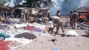 Boko Haram Market