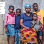The lack of accessible maternal health care for women like Elohor puts both their and their babies' lives in danger. Photo: ActionAid/Nigeria Leak