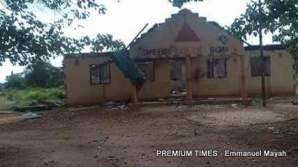 Agatu burnt houses