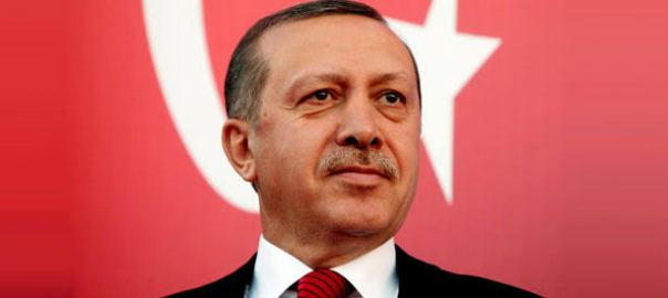 Turkish President, Recep Tayyip Erdoğan