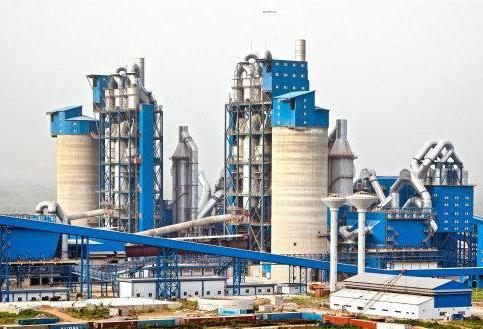 Dangote Cement Plant Photo: Business Day