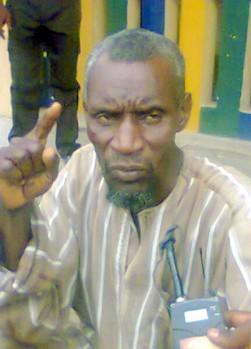 Police paraded Ayuba Iliyasu, 52, as a mastermind of Taraba villages killings