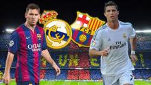 Barcelona v Real Madrid