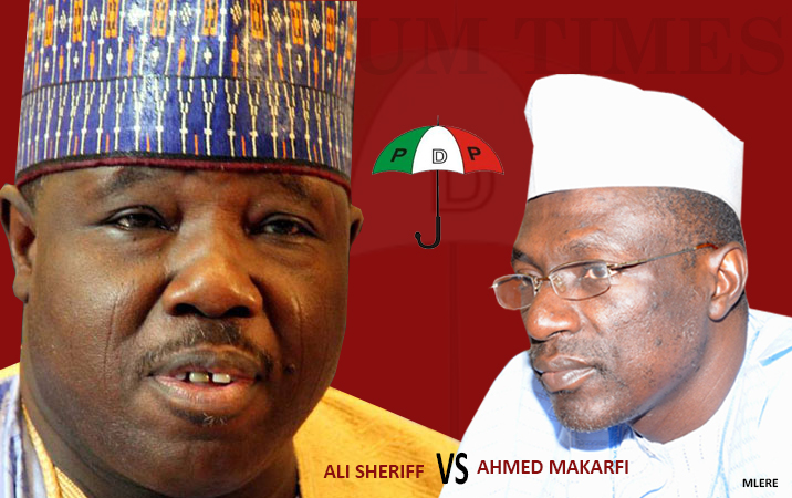 ANALYSIS: Four times crisis-ridden PDP survived major turmoil that nearly consumed it