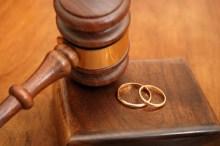divorce law court