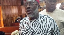 ormer spokesperson of the Peoples Democratic, Olisah Metuh.