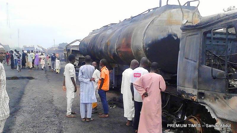 Death toll in Kogi petrol tanker accident rises